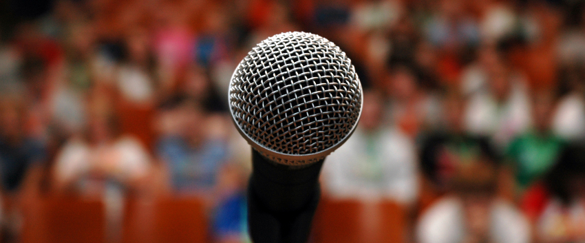 Parlare in pubblico – consigli e trucchi