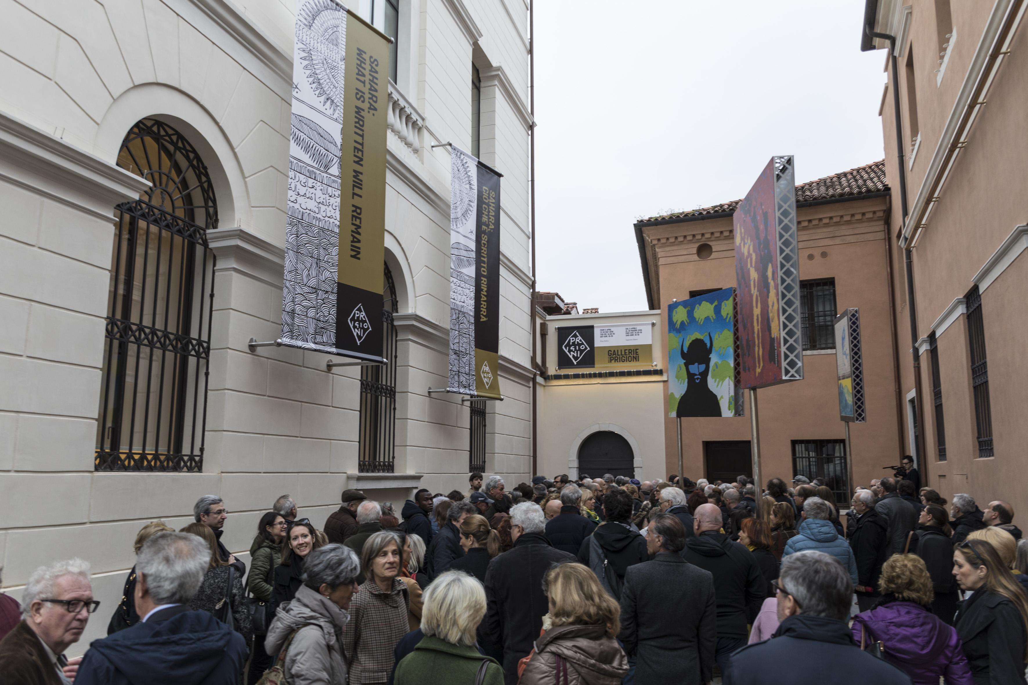 Gallerie delle prigioni - Un Opening a regola d'Arte!