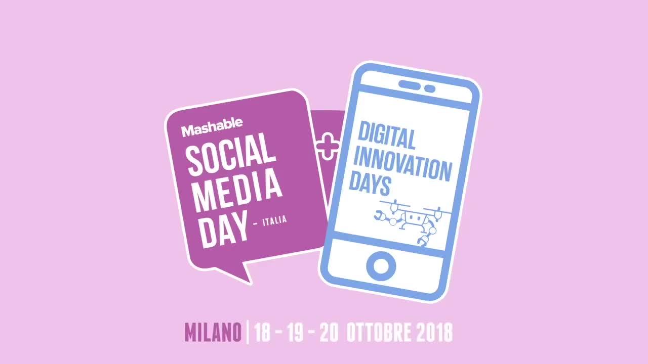 eventi digital - Mashable