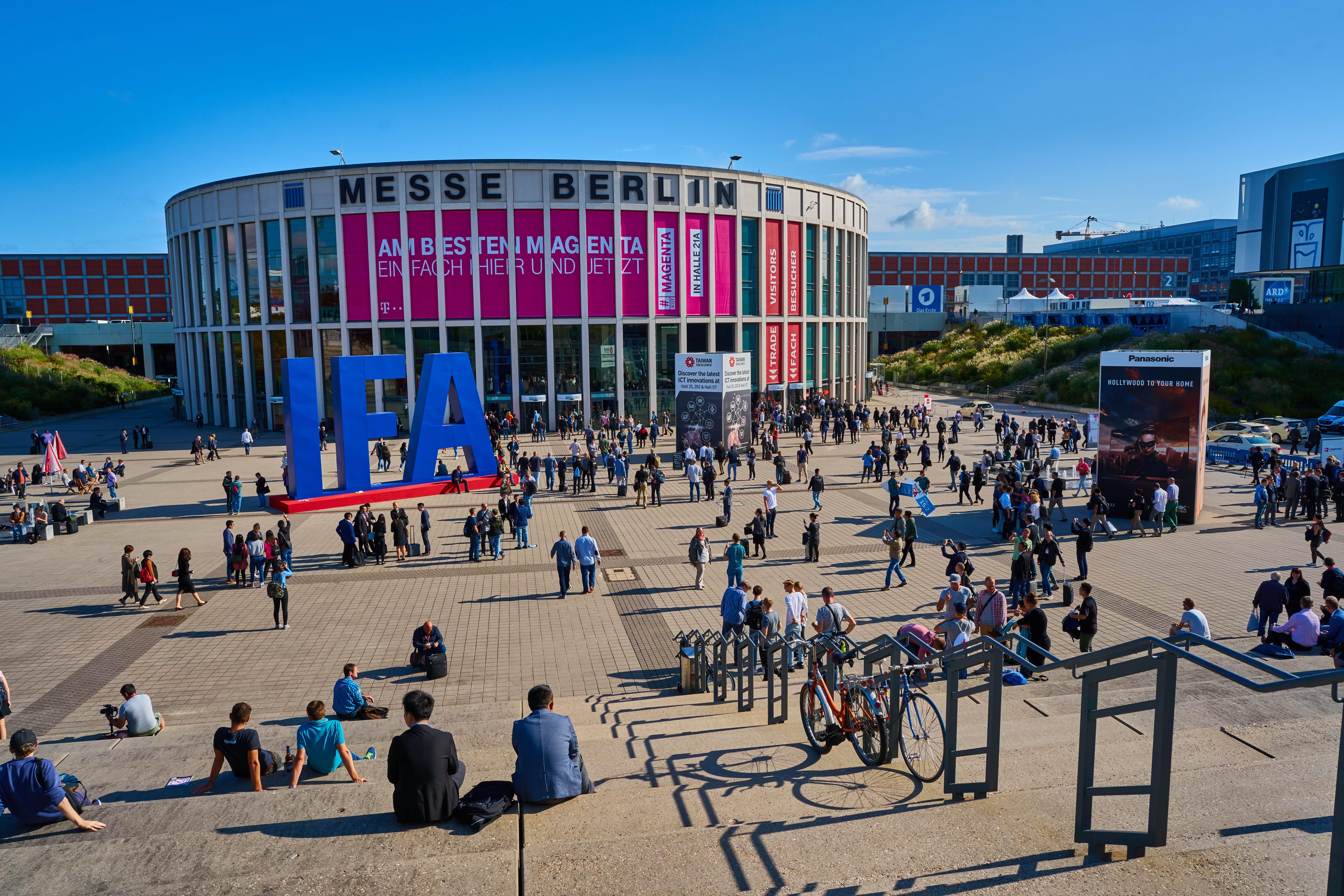 La vetrina internazionale dell'Elettronica: le novità di IFA 2018