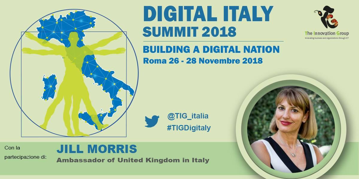 eventi digital novembre 2018