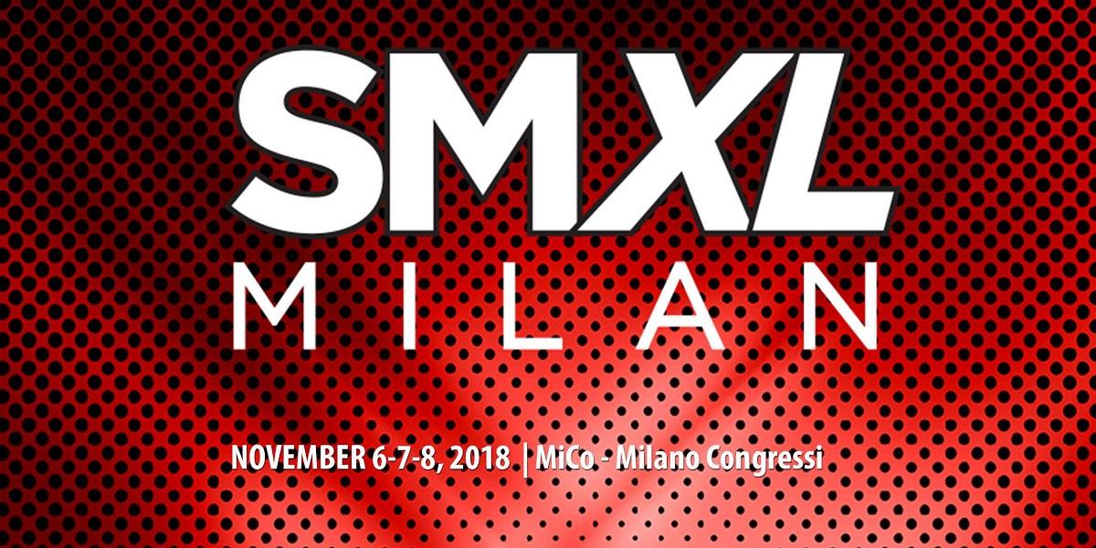 eventi SMXL 2018