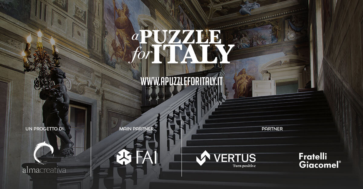 A PUZZLE FOR ITALY